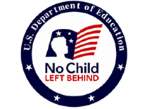 US Department of Education No Child Left Behnd Logo