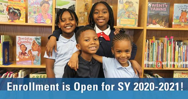 Enrollment is Open