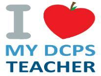 I [heart] My DCPS Teacher Image