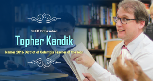 2016 District of Columbia Teacher of the Year