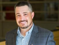 David Pinder, DCPS Instructional Superintendent, Cluster IX