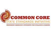 Graphic image of Common Core logo