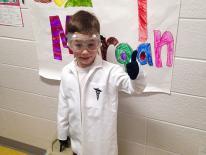 3. Dr. Garrett Morgan (Brandon, 1st grade)