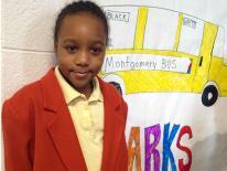 5. Rosa Parks (Julia, 2nd grade)